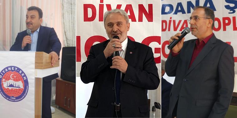 Adana Şubesi Genişletilmiş İl Divan Toplantısı Yapıldı