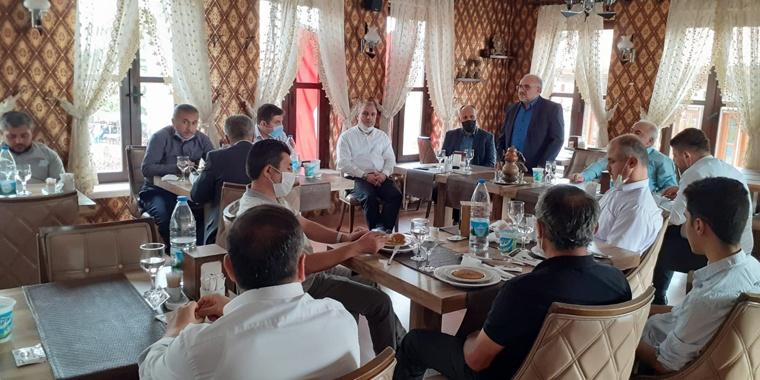 Hamamönü Bölgesi'ndeki Din Görevlileri ile İstişare Toplantısı