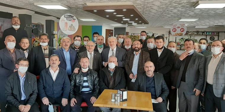 Hüseyin Gazili Din Görevlileri ile İstişare Toplantısı Yapıldı