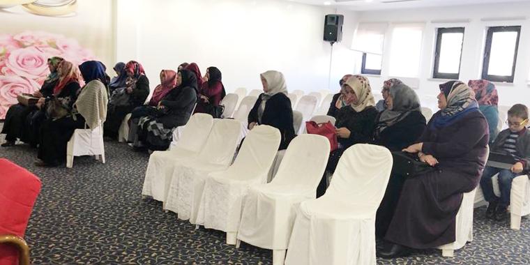 Antalya 2 Nolu Şube'den Kadınlara Özel Program