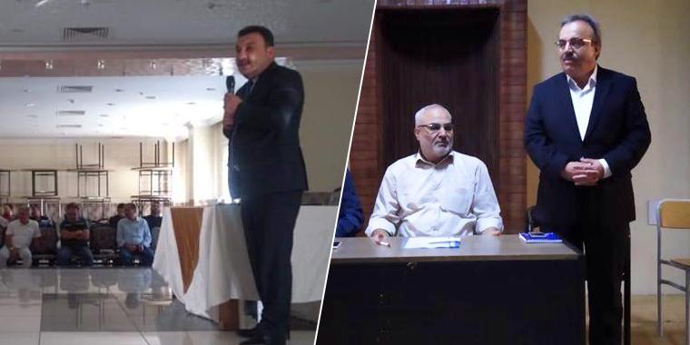 Gaziantep ve İlçelerinde Teşkilat Çalışması Yapıldı