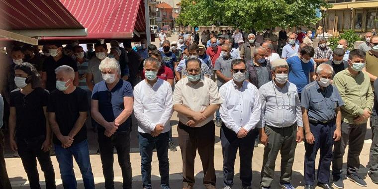 Erdoğan Yılmaz Hocamızı Ebediyete Uğurladık