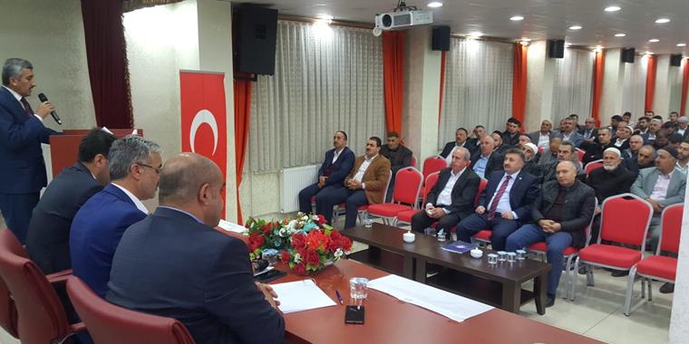 Diyanet-Sen Bitlis Şubesi 4. Olağan Kongresini Yaptı