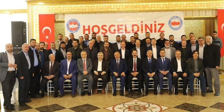 Erzincan Genişletilmiş İl Divan Toplantısı Yapıldı