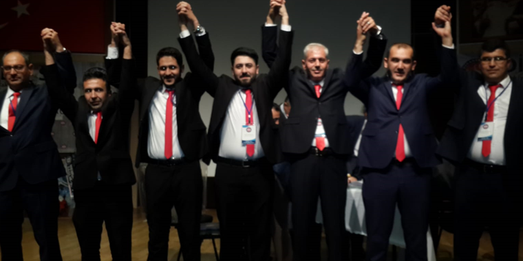 Erzurum Şubesi 5. Olağan Genel Kurulunu Gerçekleştirdi