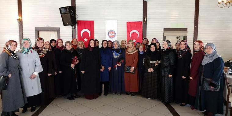 Giresun Kadınlar Komisyonu'ndan 8 Mart Etkinliği
