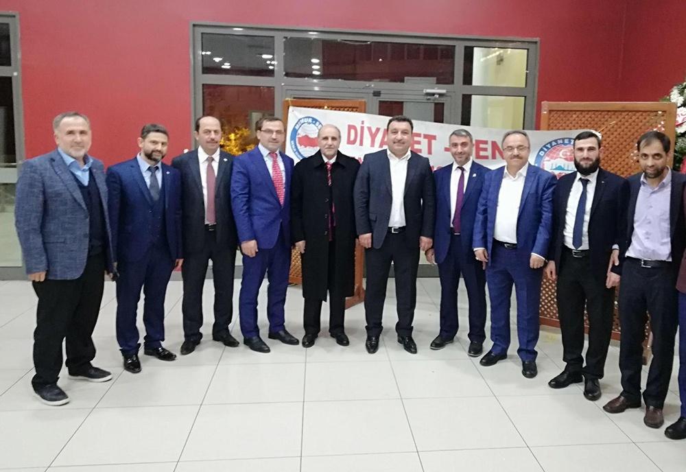 İstanbul 2 Nolu Şube Din Görevlileri Buluşması Verimli Geçti
