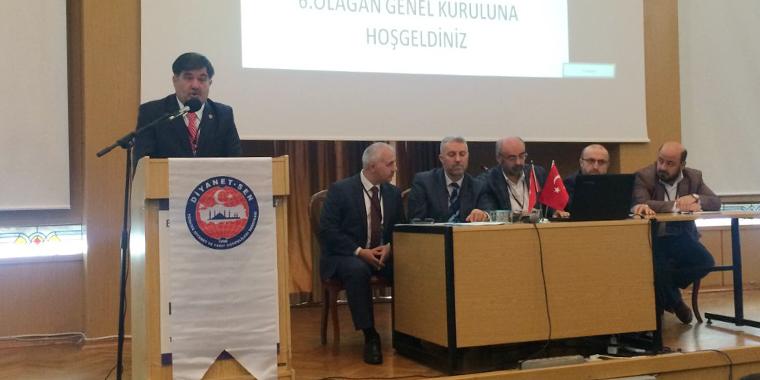İstanbul 1 Nolu Şube 6. Olağan Genel Kurulunu Gerçekleştirdi