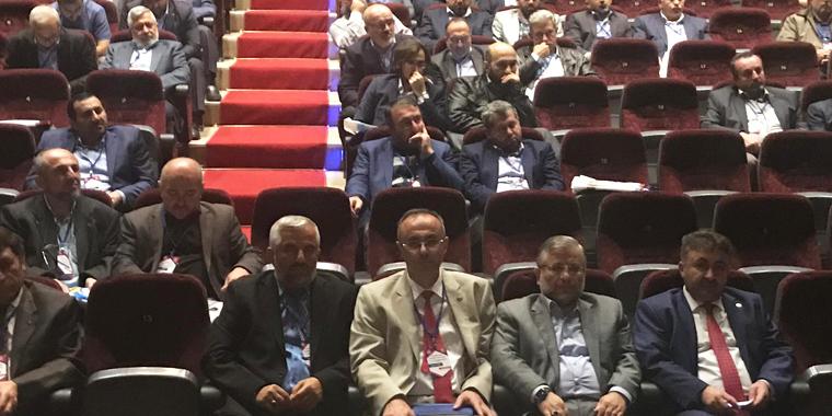 İstanbul 4 Nolu Şube 3. Olağan Genel Kurul Toplantısı Gerçekleştirildi