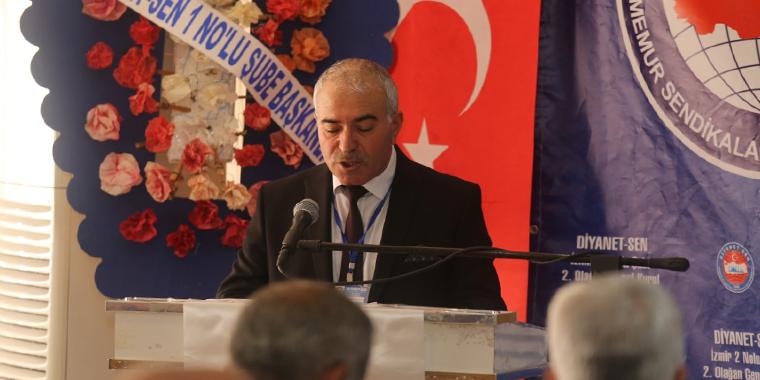 İzmir 2 Nolu Şube 2. Olağan Genel Kurulu Yapıldı