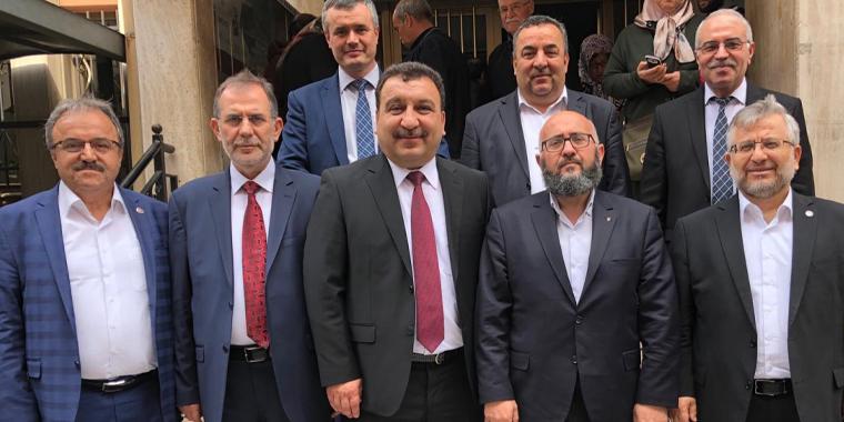 İzmir 1-2-3 Teşkilat Çalışmaları  ve İl Divan Toplantısı