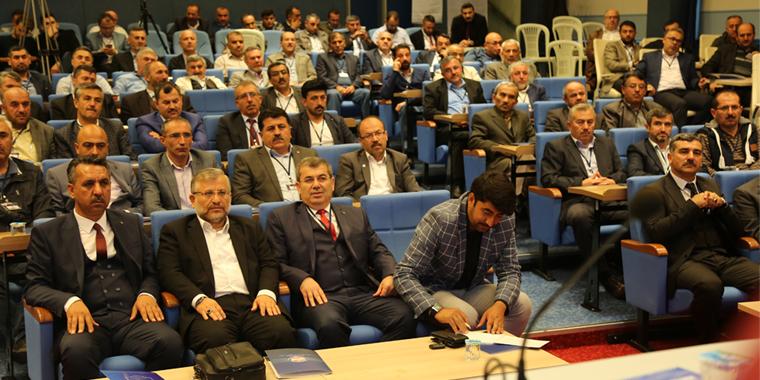 Kayseri Şubesi 6. Olağan Genel Kurul Toplantısını Gerçekleştirdi