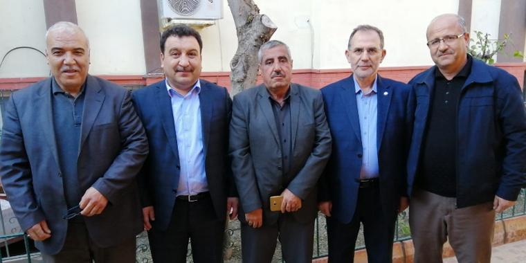 Kilis Yönetiminden Nezaket Ziyareti