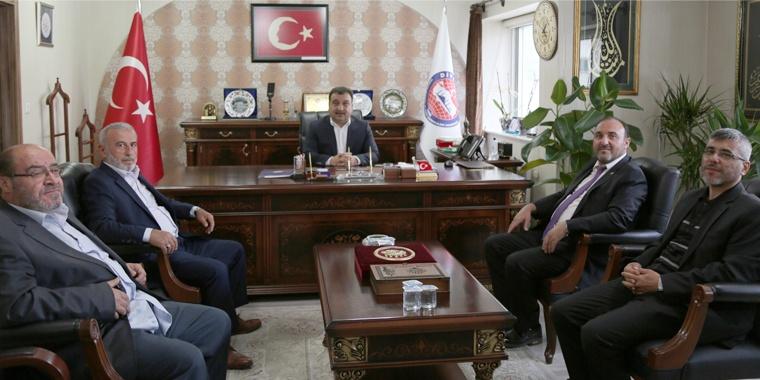 Nevşehir Şubesi'nden Hayırlı Olsun Ziyareti