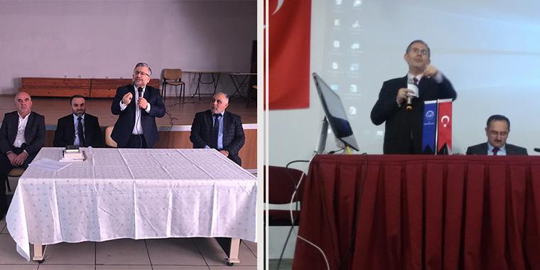 Sinop'da İl Divan ve Teşkilat Çalışması