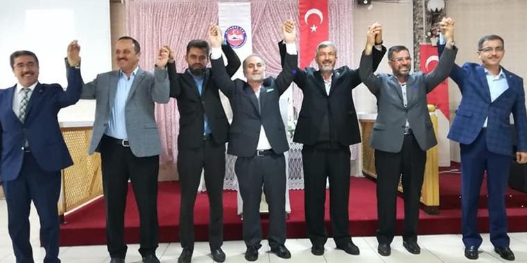 Osmaniye Şube Başkanı Yiğit Güven Tazeledi