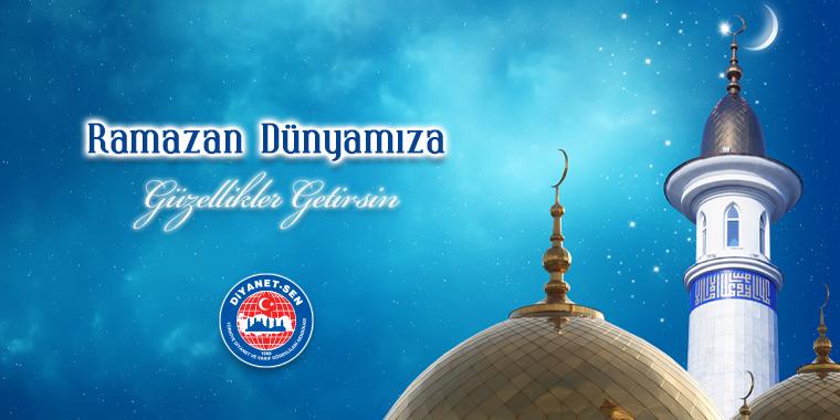 Ramazan Dünyamıza Güzellikler Getirsin