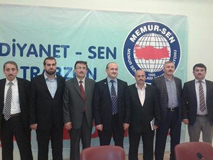 Trabzon Şubesi 5. Olağan Genel Kurul Seçimleri Yapıldı