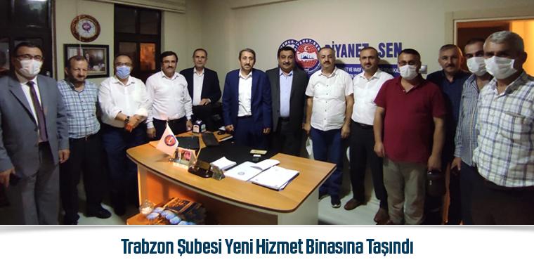 Trabzon Şubesi Yeni Hizmet Binasına Taşındı