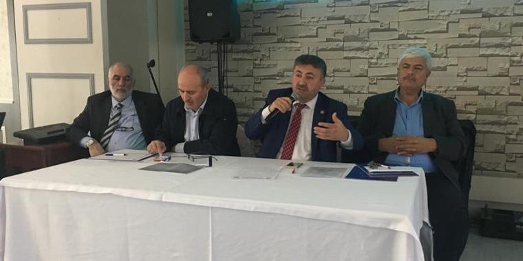 Yakışır: Güçlü Türkiye'yi Kardeşlik Harcımızla İnşa Edeceğiz