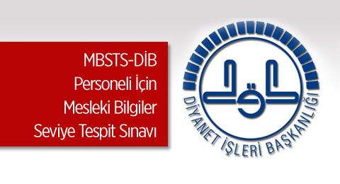 2015 MBSTS Sınav Giriş Belgesi Yayımlandı